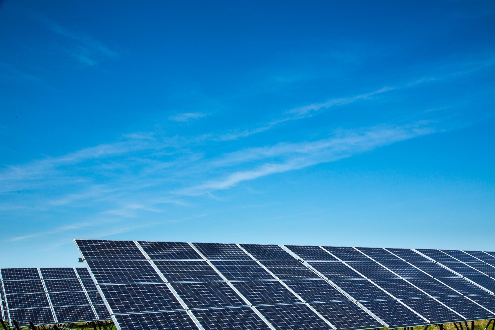 太陽光発電で自然災害のリスク管理ができないか?